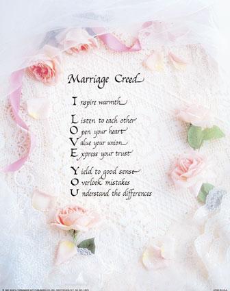 Courtship period messages